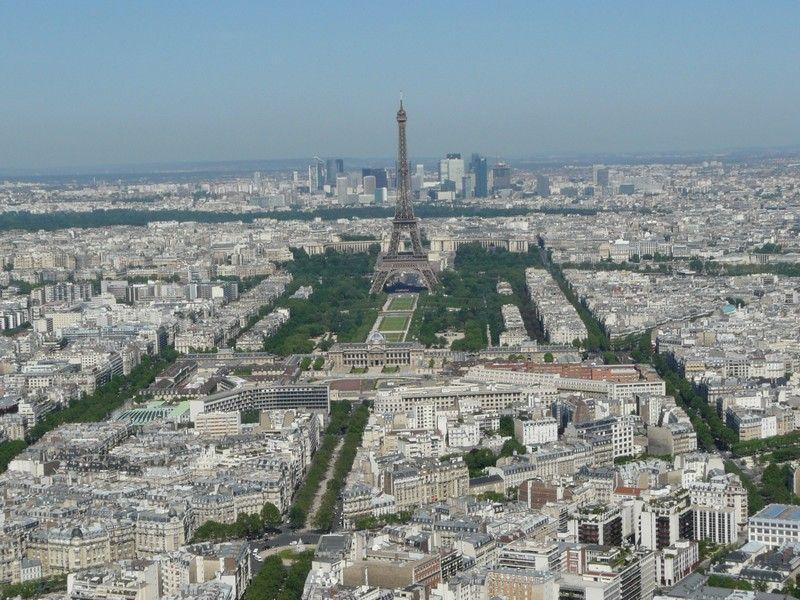 Paris mai 2008 la tour montparnasse for Piscine montparnasse