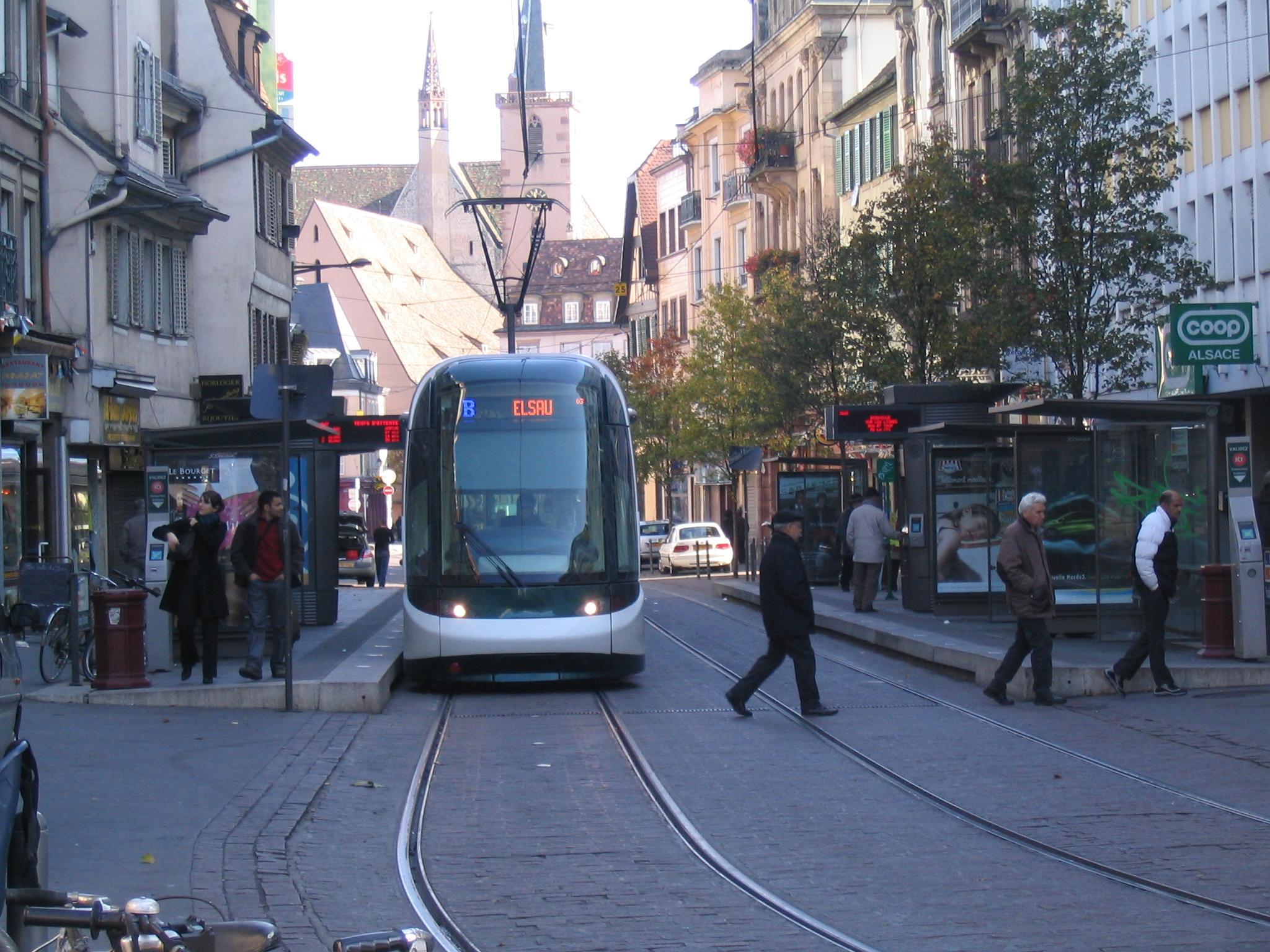 Centre ville strasbourg - Office de tourisme de strasbourg et sa region ...