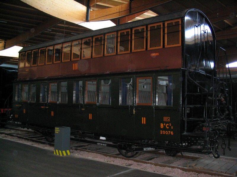Mulhouse la cite du train - Wagon de train a vendre occasion ...
